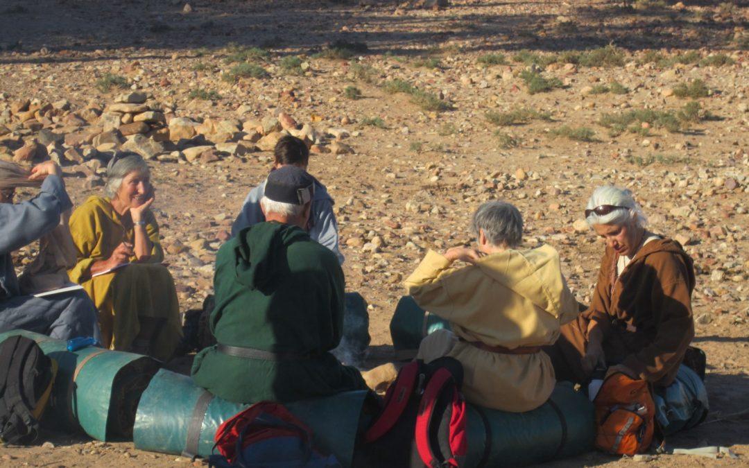 Méharée 2013 dans le désert marocain : commentaires et pensées
